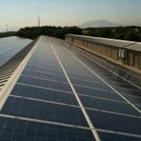 Impianto Gricignano di Aversa (CE) 622,8Kw HOUSING DEPT. NAVAL SUPPORT ACTIVITY NAPLES - ITALY